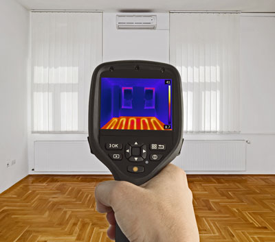 free thermal imaging with every home inspection